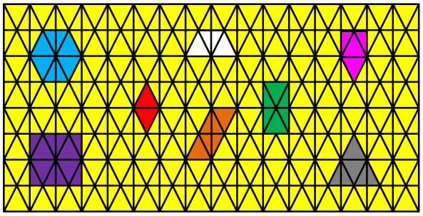 Lattice Shapes